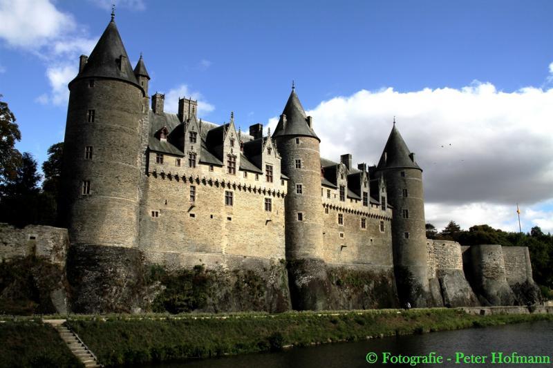 Schloss - Josselin