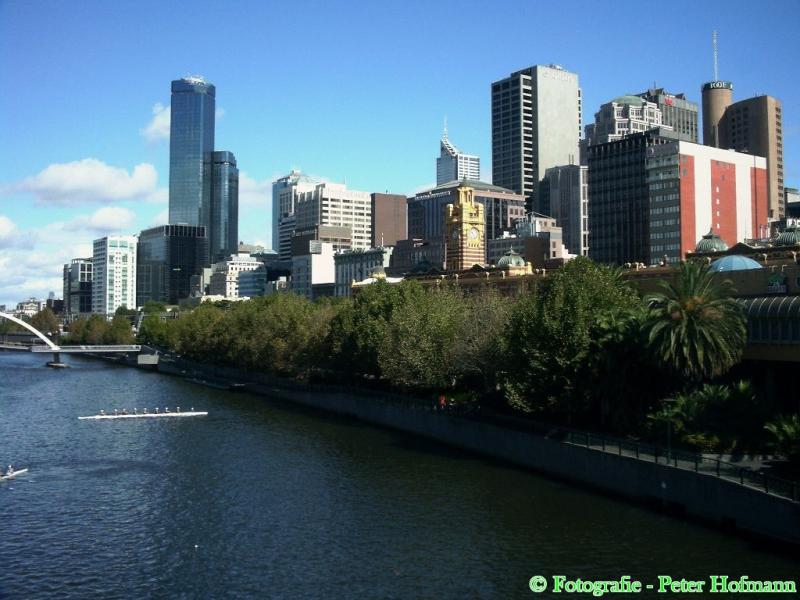 Skyline - Melbourne